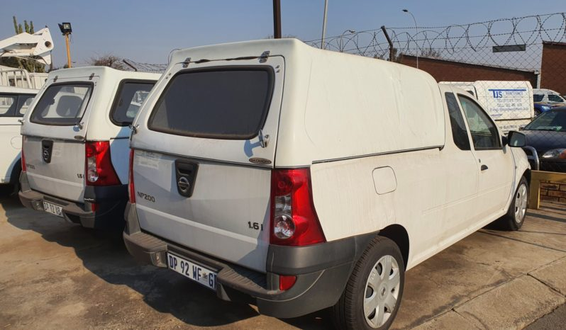NISSAN NP200 1.6 Plus Canopy full