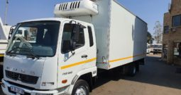 FUSO FK10-240 with Refrigerated Body