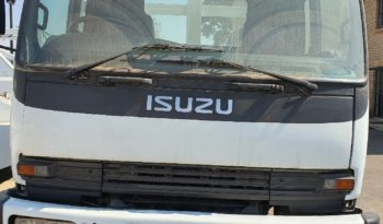 ISUZU FVZ 1400 with Drop Side Body full