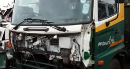Isuzu Cab – available for stripping